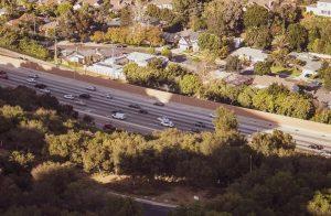Phoenix, AZ - Highway Car Crash Causes Injuries on I-10 at 35th Ave