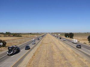 Pine, AZ - Officers Investigating Injury Crash on SR 87 Near Freedom Acres