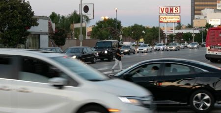 Phoenix, AZ - Two-Car Crash Causes Injuries on I-10 at Deck Park Tunnel