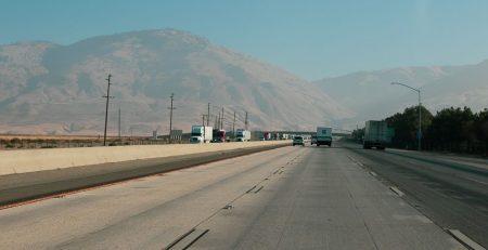 Phoenix, AZ - Officers Investigating Injury Crash on I-10 at 27th Ave