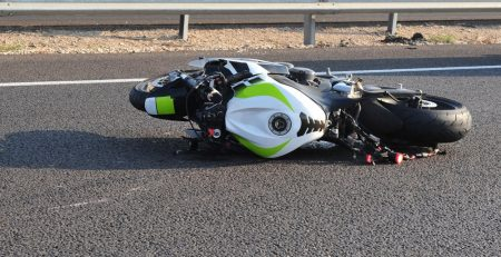 11.2 Phoenix, AZ - Motorcyclist Injured in Wrong-Way Crash on SR 51 at Bethany Home Rd