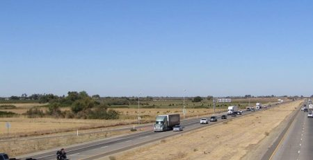 Phoenix, AZ - Three-Car Crash Causes Injuries on I-10 at Deck Park Tunnel
