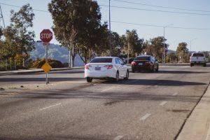 Phoenix, AZ - Two-Car Crash Causes Injuries on L-101 Pima at Cave Creek Rd