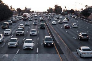Mesa, AZ - Two-Car Crash Causes Injuries on US 60 WB at Mill Ave