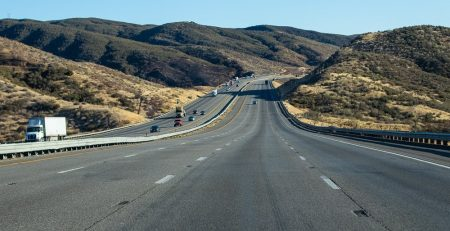 Phoenix, AZ - Injuries Reported in Multi-Vehicle Crash on I-10 at 16th St