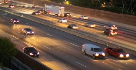 1.1 Phoenix, AZ - Multi-Vehicle Crash Causes Injuries on SR 143 at University Dr